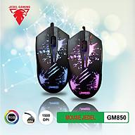 Chuột chuyên game Jedel GM850 LED HN - Hàng Chính Hãng thumbnail