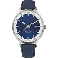 Đồng hồ Alfex 5776 2221 Nam Dây Da Kính Sapphire 44mm thumbnail