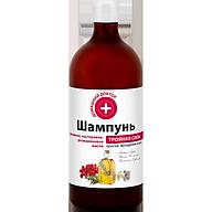 Dầu gội ba tác động Domashnij Doctor ngăn ngừa rụng tóc chiết xuất dầu thầu dầu 1000ml thumbnail