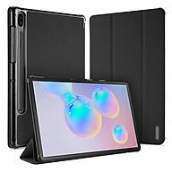 Bao da chống sốc cho Samsung Galaxy Tab S6 10.5 (T860 T865 T867) (Auto Sleep Wake) thương hiệu DUX DUCIS Domo Series cao cấp - Hàng nhập khẩu. thumbnail