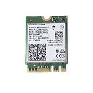 Card WIFI Intel WIFI 6E AX210 sử dụng cho laptop hỗ trợ 3 băng tần tích hợp Bluetooth 5.2 - Hàng nhập khẩu thumbnail