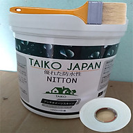 Keo vá trám vết nứt tường đa năng thông minh chống bong tróc trong nhà, ngoài trời chống thấm TAIKO JAPAN ( 1kg). Tặng kèm chổi quét sơn và 2,5m vuông vải thumbnail