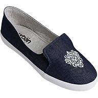 Giày Slip On Nữ Urban UL1704 Bò -Xanh Chàm thumbnail