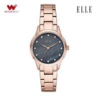 Đồng hồ Nữ Elle dây thép không gỉ 33mm - ELL25004 thumbnail