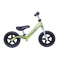 Xe thăng bằng Ander Plus màu xanh lá phiên bản bánh đặc nhẹ 1,9kg, Phù hợp cho bé từ 18 tháng thumbnail
