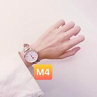 Đồng hồ thời trang nữ Strawberry s1 dây caro cực hot g44cx thumbnail