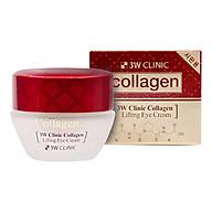 Kem Dưỡng Da Chống Lão Hóa Vùng Mắt 3W Clinic Collagen Lifting Eye Cream (35ml) thumbnail