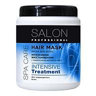 Kem ủ phục hồi chuyên sâu Salon Professional dành cho tóc hư tổn do nhiệt và hóa chất 1000ml thumbnail
