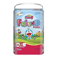 Tã Quần Goo.n Friend Gói Siêu Đại XXL46 (46 Miếng) thumbnail
