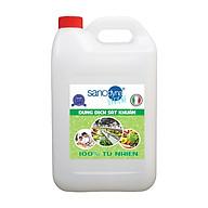 Dung dịch điện phân sát khuẩn (Anolyte) Sanodyna công nghệ Châu Âu 100% tự nhiên An toàn- Hiệu Qủa - Thân Thiện thumbnail