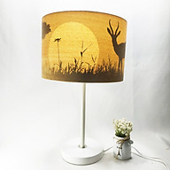 Đèn ngủ để bàn - đèn trang trí - đèn ngủ để đầu gường NHUNG LAMP thumbnail