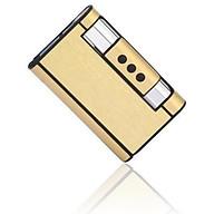 Hộp Qụet Bật Lửa Khò Kiêm Hộp Đựng Thuốc HY-007 Thiết Kế Đẹp Độc Lạ - Dùng Gas ( giao màu ngẫu nhiên ) thumbnail