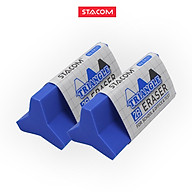 Gôm PVC tam giác Stacom ER111 (set 5 viên) thumbnail