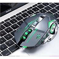 Chuột Gaming Không Dây Đèn LED Cho Game Thủ thumbnail