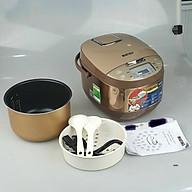 Nồi cơm điện tử đa chức năng nấu 1.8Lit nấu tầm 5 lon gạo RC1885 Matika có chức năng ủ 3D-hàng chính hãng thumbnail