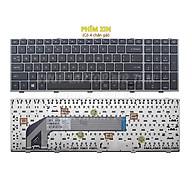 (KEYBOARD) BÀN PHÍM LAPTOP HP 4540 (CÓ KHUNG) dùng cho ProBook 4540s 4540 4545s 4545 4740s thumbnail