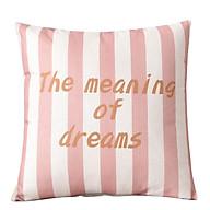 Vỏ Gối tựa lưng sofa trang trí tông hồng thumbnail