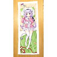 VỎ GỐI, ÁO GỐI ÔM 40cm x 100cm Kanna Kamui ANIME MANGA thumbnail