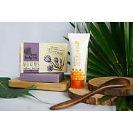 Bộ đôi Xà phòng Saffron Neo Acnes (75G) & Gel Nghệ NeoCurma (20G) - Giảm mụn mờ thâm vùng lưng, cơ thê thumbnail