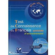 Test de connaissance du Fran ais (TCF) Activites d entrainement avec CD thumbnail