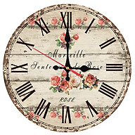 Đồng hồ treo tường Vintage nhiều mẫu và kích thước phù hợp mọi yêu cầu thumbnail