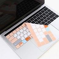 Phủ phím JRC Shortcut cho Macbook chính hãng tông màu cam thumbnail
