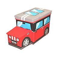 Ghế hộp da cao cấp hình ôtô Giao mầu ngẫu nhiên thumbnail