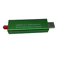 1 PPM TCXO 100KHz to 1.7GHZ RTL2832U R820T2 RTL SDR Receiver,Small Size,Easy to Use thumbnail