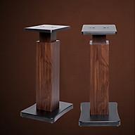 Chân loa AJ-102 gỗ cao cấp - giá để loa cao cấp thumbnail