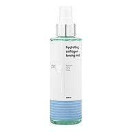 Nước hoa hồng dưỡng da không cồn dạng phun sương Proto-col Hydrating collagen toning mist - 200ml. Giúp làm dịu mát da, mang lại một làn da sáng đẹp hơn. Hàng chính hãng thumbnail