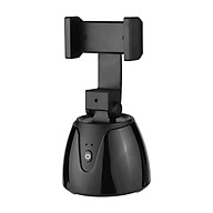 Smartphone 360 Smart Tracking Selfie Stick Holder with Lens 37 Tilt Object Tracking Face Tracking with Integrated thumbnail
