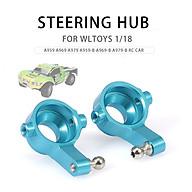 2PCS RC Car Steering Hub Metal Steering Cup for WLtoys A959-B A979-B 1 18 RC Car Parts thumbnail