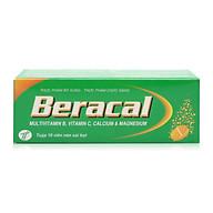 Thực phẩm bảo vệ sức khỏe BERACAL bổ sung vitamine và khoáng chất, tăng cường đề kháng thumbnail