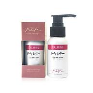 Sữa dưỡng thể thiên nhiên AZIAL Calming Body Lotion, dưỡng ẩm, giải độc tố, chai 50ml thumbnail