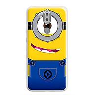 Ốp điện thoại cho Nokia 8.1 ( Nokia X7 2018) - 0297 MINION01 - Silicon dẻo - Hàng Chính Hãng thumbnail