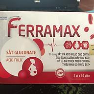 FERRAMAX Bổ Sung Sắt và Acid Folic Cho Cơ Thể thumbnail
