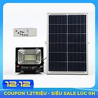 Đèn led năng lượng mặt trời SUN-2860 60W, Đèn năng lượng mặt trời IP 67 thumbnail