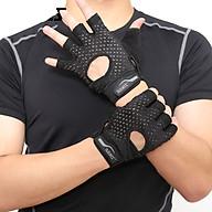 Bộ đôi găng tay nửa ngón tập gym Aolikes AL113 (1 đôi) thumbnail