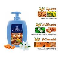 Sữa rửa tay hương nước hoa Ý hổ phách và dầu argan Felce Azzurra nourishing 300ml thumbnail