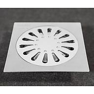 Hố ga thoát sàn cao cấp SUS304 (15 x 15)cm thumbnail