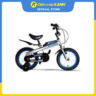 Xe đạp trẻ em Stitch Knight JY903-14 14 inch Xanh dương thumbnail