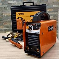 Máy hàn dùng được điện yếu Jasic 120 ares chính hãng BH 18 điện tử thumbnail