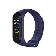 2019 Xiaomi Mi Band 4 NFC Version Newest Music Smart Bracelet Heart Rate Fitness Tracker 0.95 Color AMOLED Screen BT thumbnail