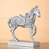 Ngựa Phong Thủy Mạ Vàng thumbnail