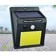 Đèn cảm biến chuyển động pin NLMT ( tặng 01 nút kẹp giữ dây điện ) thumbnail