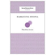 Harvard Business Review Classics Marketing Myopia thumbnail