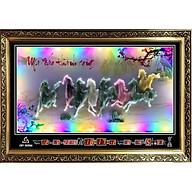 Đồng hồ lịch vạn niên Cát Tường Tranh Đá D126 thumbnail