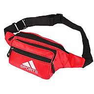 Túi đeo chéo đeo hông sport vuông Sale sốc C501 thumbnail