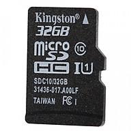 Thẻ Nhớ Micro SDHC Kingston Class 10 thumbnail