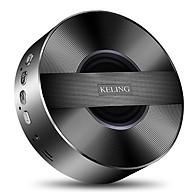 Loa Di Động Bluetooth Speaker KELING A5 - Đen - Hàng Chính Hãng thumbnail